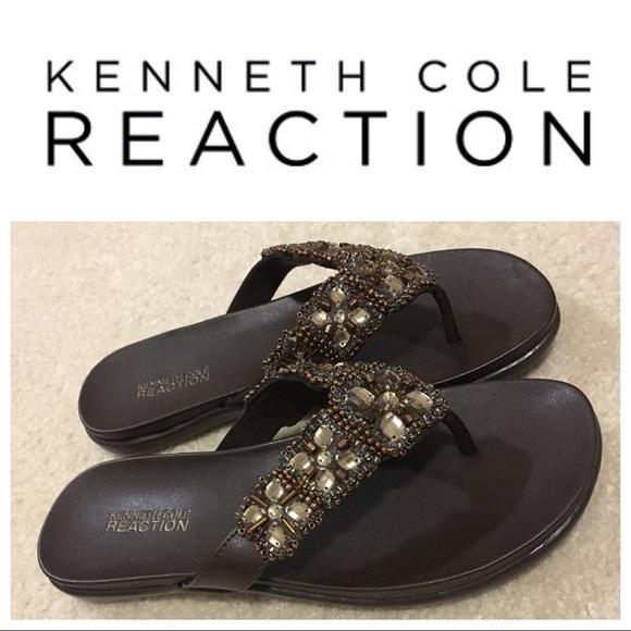 f35ac5b96e66e3 Kenneth Cole Reaction Glam-athon Bark 6.5 NIB